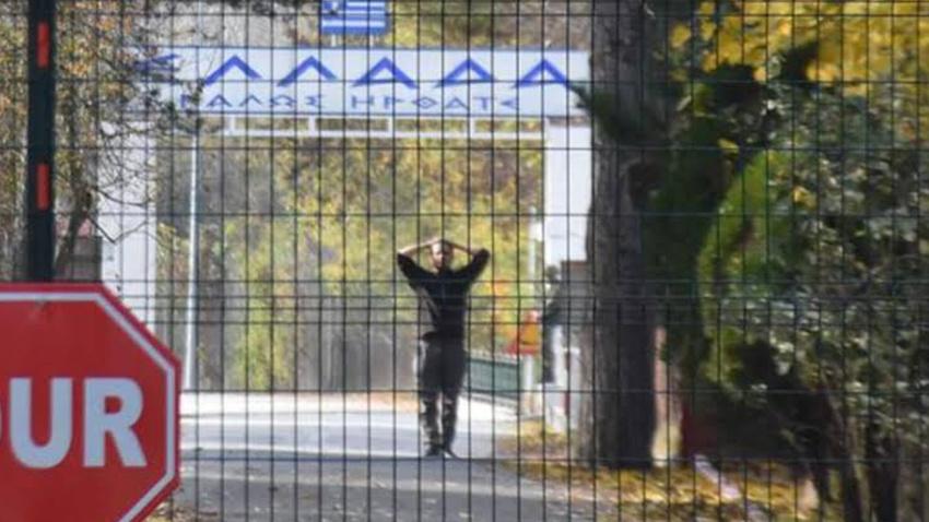 DEAŞ'lı teröristin 'tampon' bölgede beşinci günü