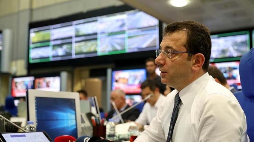 İmamoğlu, 10 ülkenin ticaret odası başkanıyla buluştu: Hedef 'İstanbul Yatırım Ajansı' kurmak