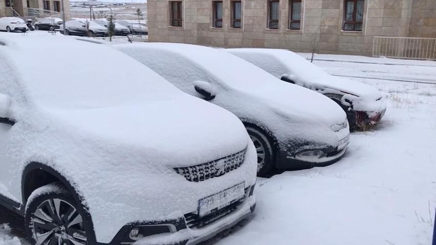 Meteoroloji'den bazı illerde kar ve sağanak yağış uyarısı