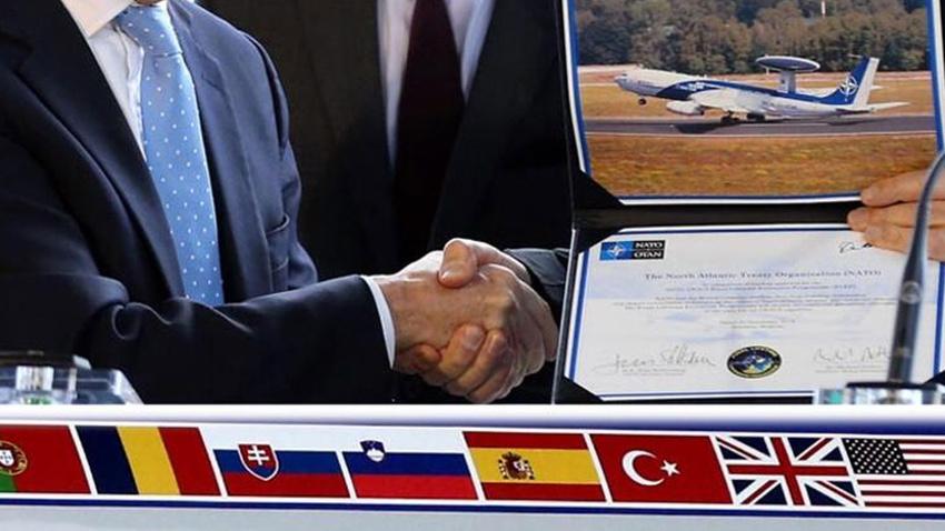 NATO'dan erken uyarı ve gözlem uçakları için dev yatırım