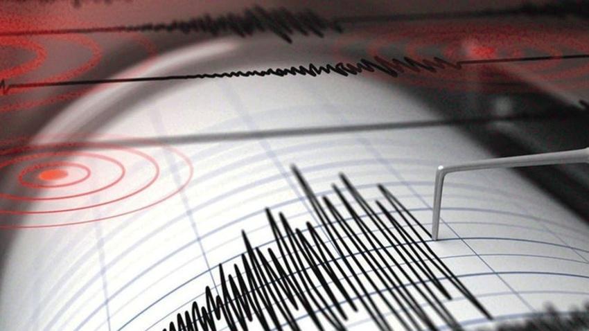 Muğla açıklarında korkutan deprem...