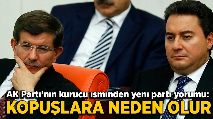 AK Parti'nin kurucularından Fatma Bostan Ünsal'dan yeni parti yorumu