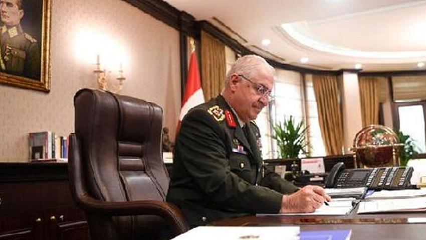Genelkurmay Başkanı Yaşar Güler, Rus mevkidaşıyla görüştü