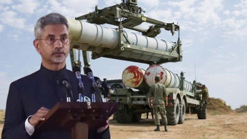 Hindistan'dan S-400 açıklaması: ABD saygı duymalı!