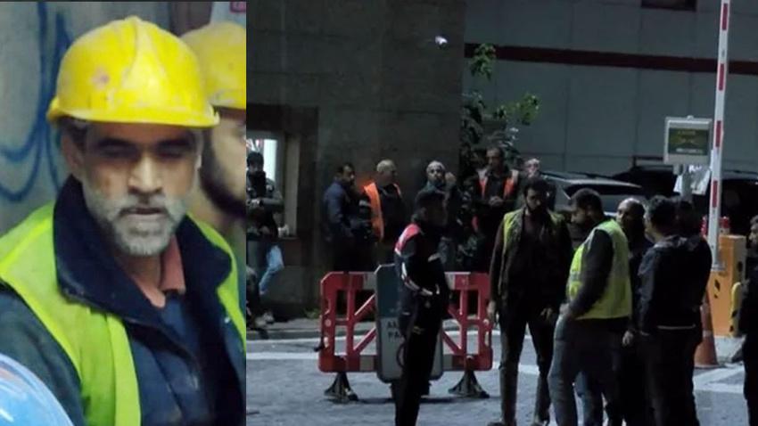 Başakşehir'de metro şantiyesinde göçük: 1 ölü