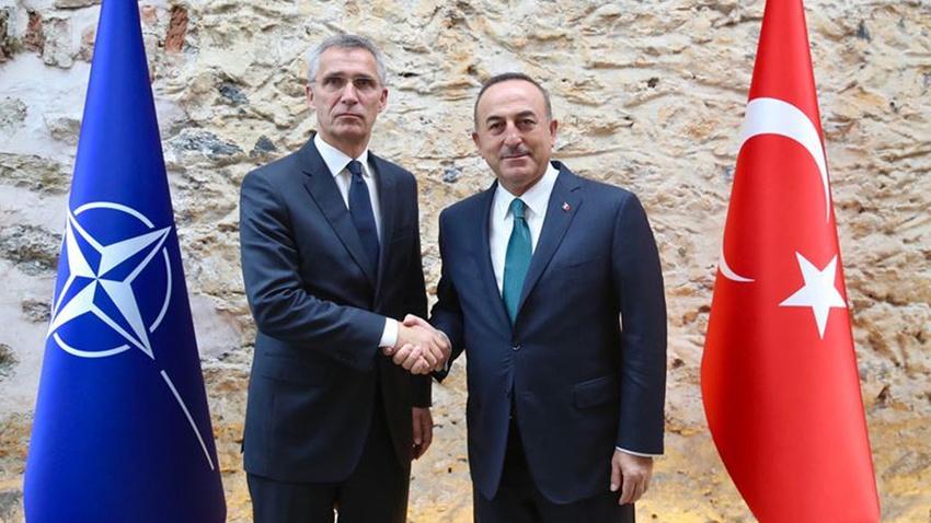 Bakanı Çavuşoğlu Stoltenberg ile görüştü