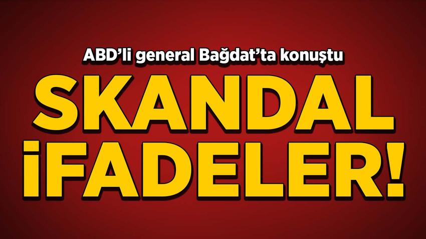 ABD'li generalden skandal açıklama!