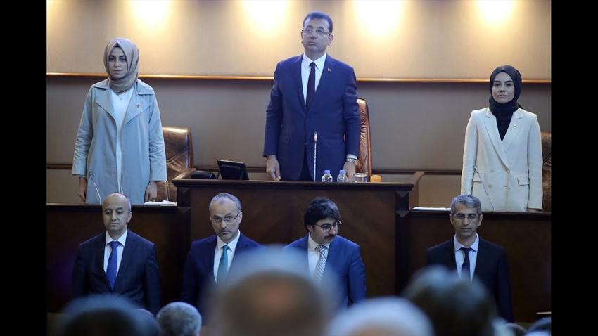 İmamoğlu'na bir şok daha!  AK Partili meclis üyeleri izin vermedi