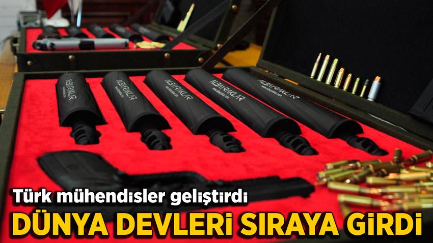 Türk mühendisler geliştirdi, dünya devleri almak için sıraya girdi