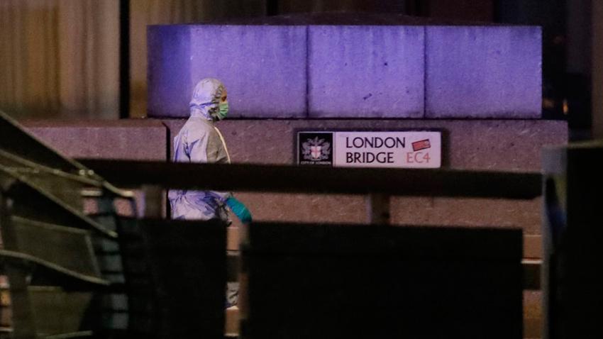 Londra Köprüsü saldırganının kimliği açıklandı