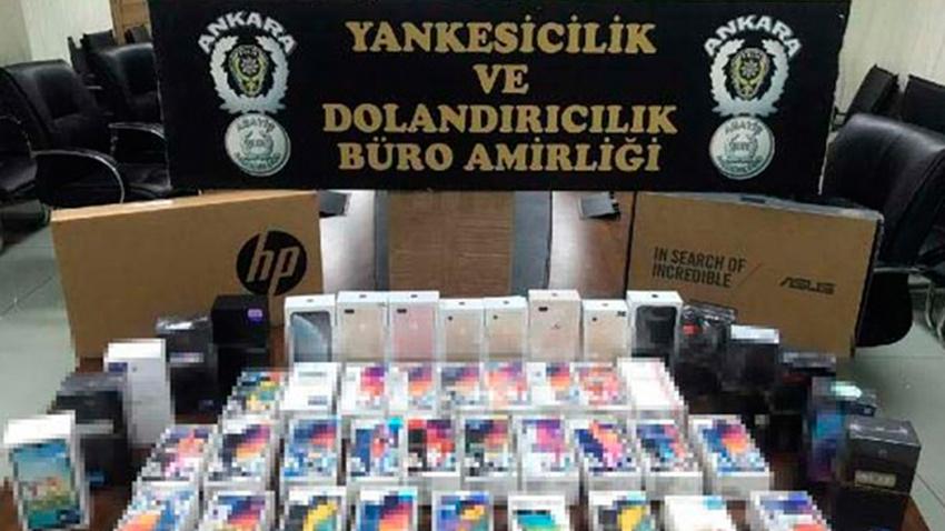 'Format' çetesine 'reset' operasyonu: 4 tutuklama