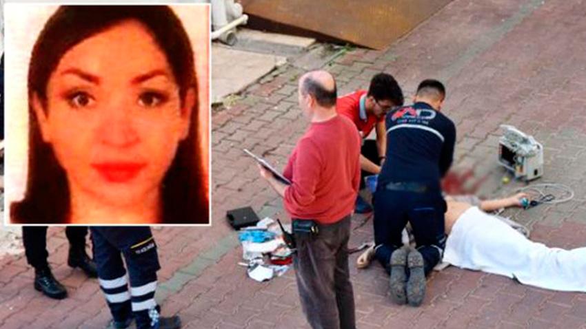 Antalya'da Rus kadının sır ölümü