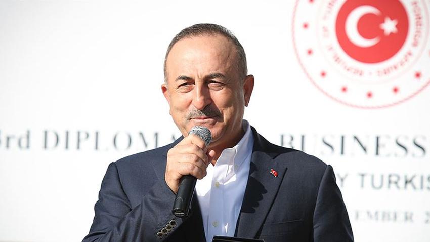 Bakan Çavuşoğlu: Gelecek sene Antalya Diplomasi Forumu'nu başlatıyoruz