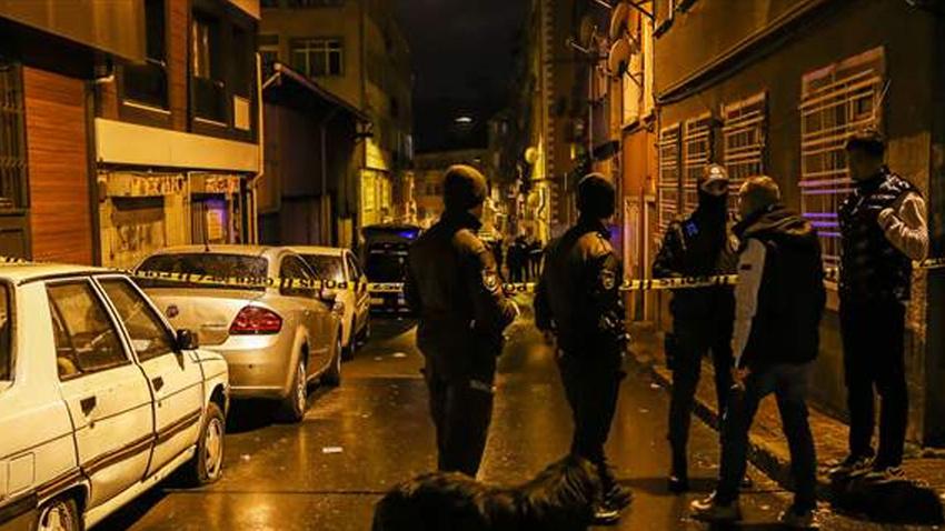 İstanbul'da silahlı saldırı: 4 yaralı
