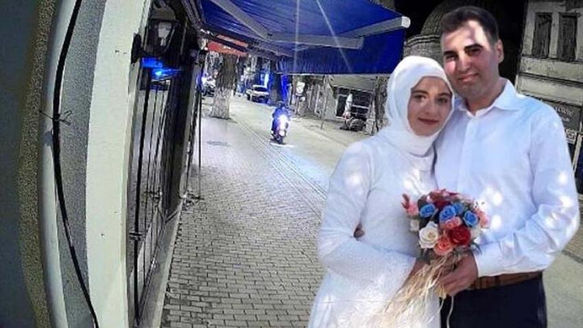 2 ay önce evlenmişlerdi! Onları kaza ayırdı