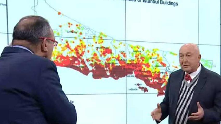 Canlı yayında flaş deprem açıklaması: 2045'ten önce...