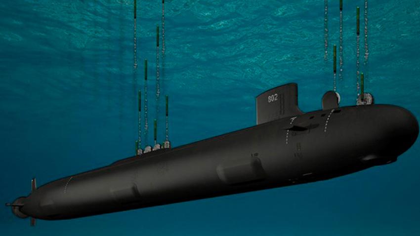 ABD'den 22 milyar dolarlık denizaltı yatırımı