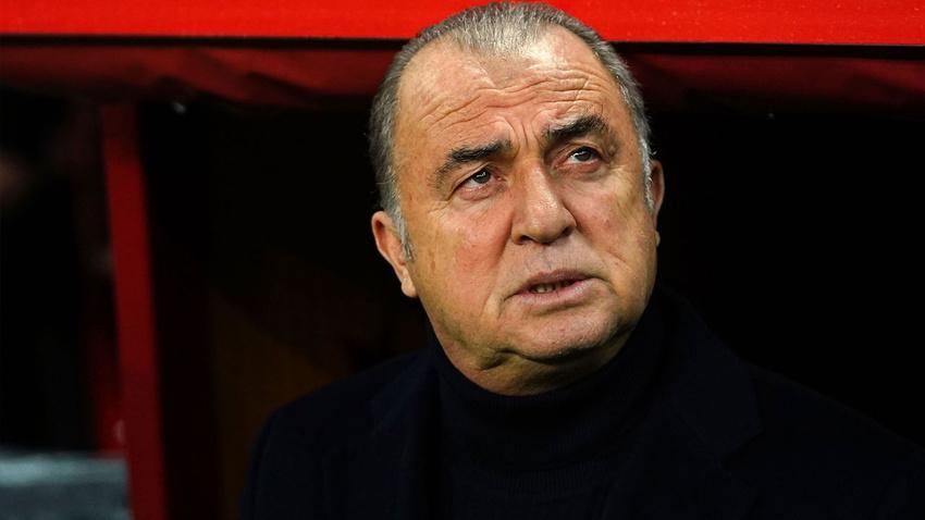 Fatih Terim'den Tuzlaspor maçı sonrası zehir zemberek sözler