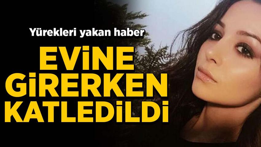 Evinin önünde bıçaklanan genç balerin Ceren Özdemir'den acı haber