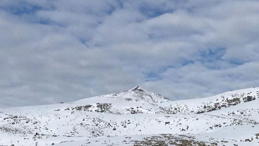 Nemrut Dağı'nda turizm sezonu kapandı