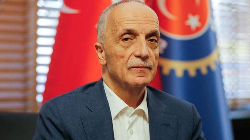Türk-İş Başkanı yeniden Ergün Atalay!