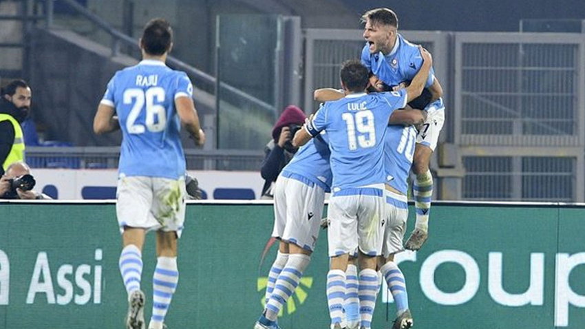 Lazio, Juventus'a bu sezonki ilk mağlubiyetini yaşattı