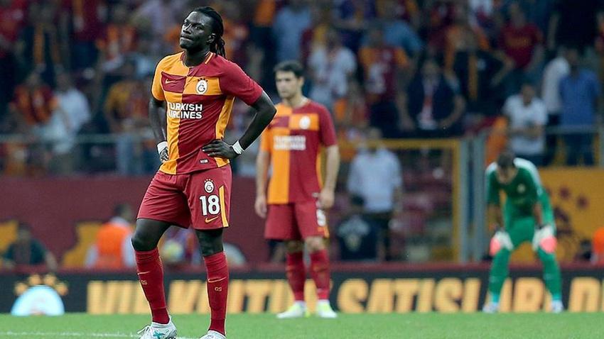 Galatasaray Avrupa'ya kötü veda.( 5-0)