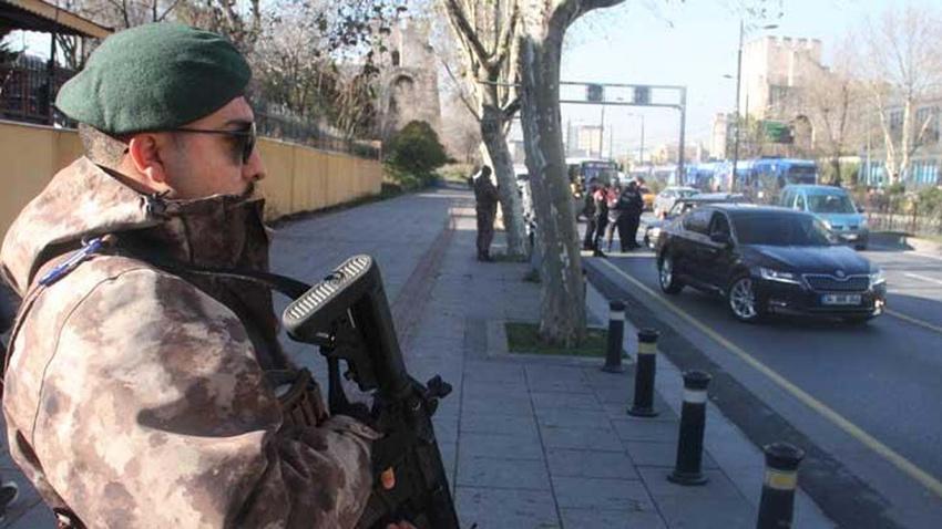 İstanbul'da yeni yılın ilk 'Kurt Kapanı 1' uygulaması