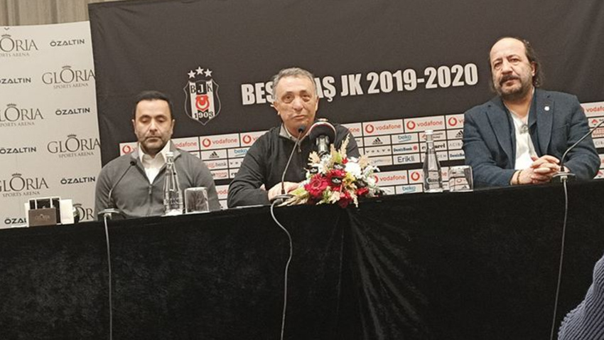 Ahmet Nur Çebi'den flaş Fikret Orman ve Cenk Tosun açıklaması