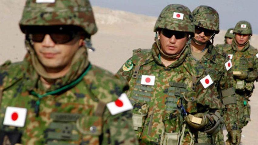 Japonya, Orta Doğu'ya asker gönderiyor!