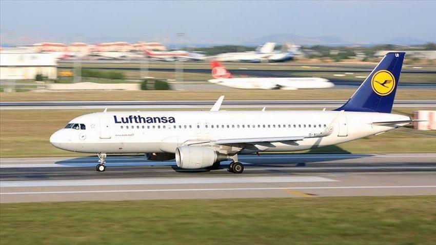 Lufthansa Tahran seferindeki uçağını geri döndürdü, uçuşları askıya aldı