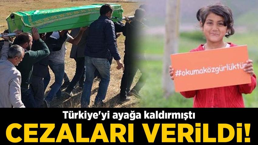 Türkiye'yi ayağa kaldırmıştı: Cezaları verildi!
