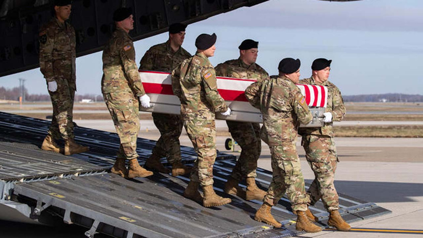 2 ABD askeri öldürüldü!