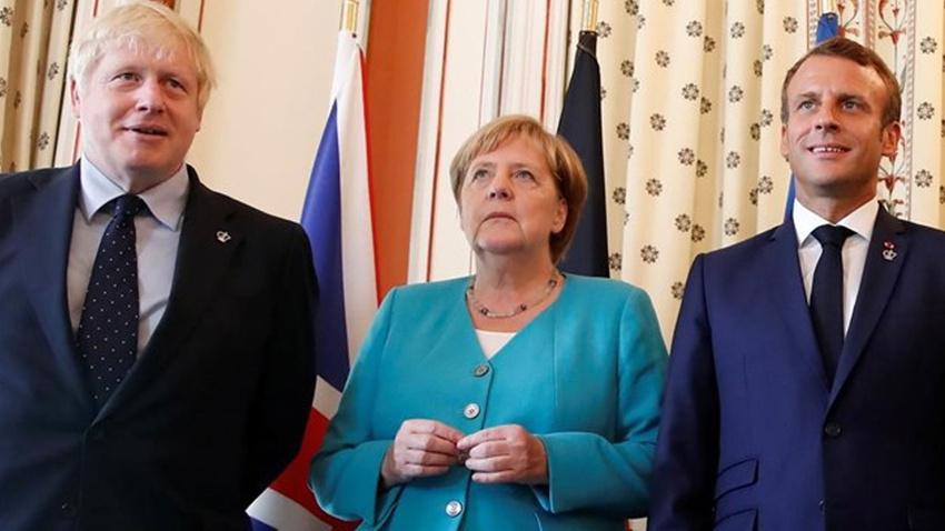 3 liderden İran'a çağrı