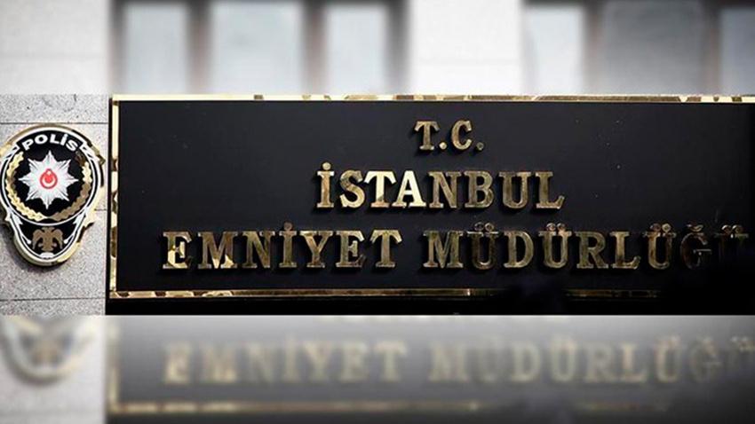 İstanbul emniyetinde atamalar