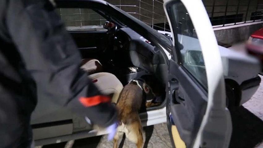 Elazığ'da 5 bin uyuşturucu hap ele geçirildi