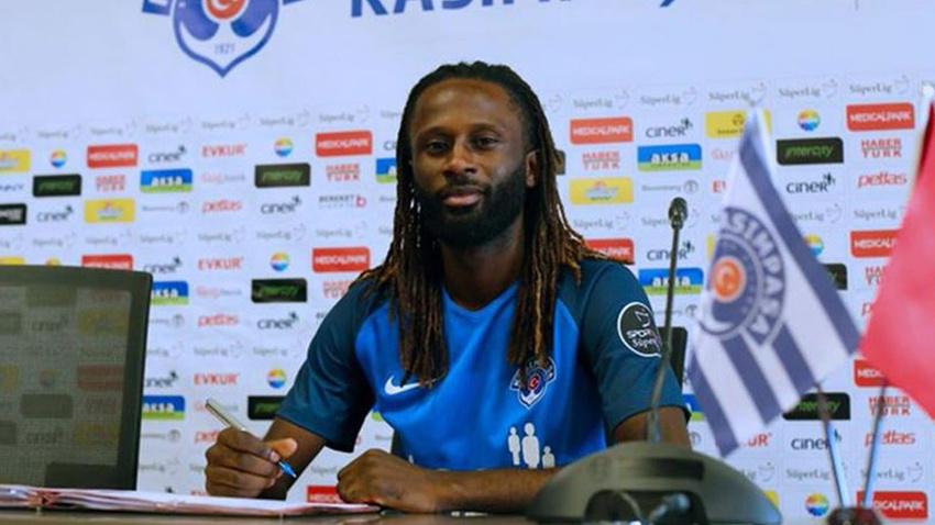 Kasımpaşa, Ndongala'yı sezon sonuna kadar kiraladı