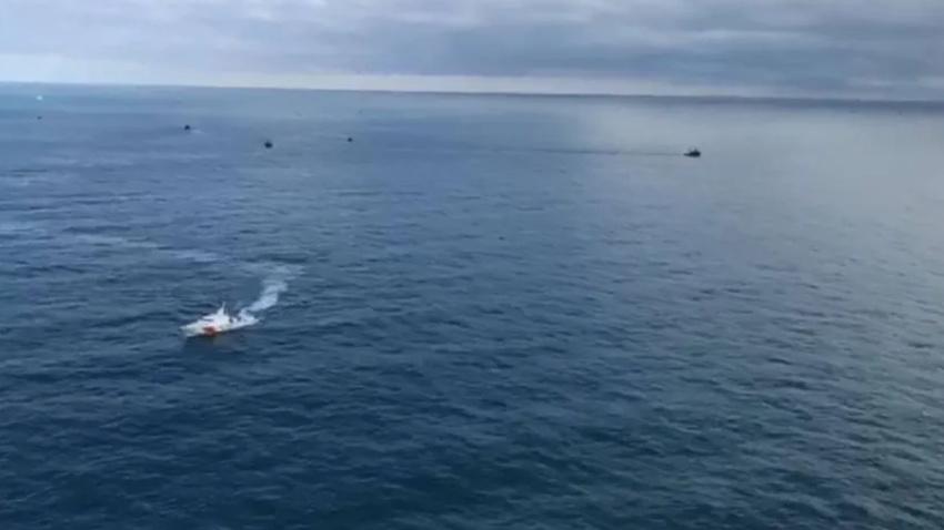 Kilyos'ta batan teknedeki kayıp 2 kişiden birinin cesedine ulaşıldı