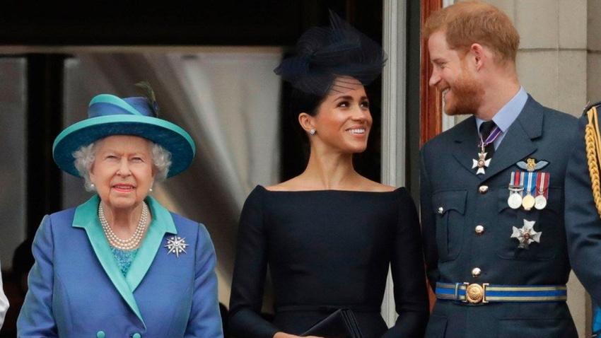 Kraliçe 2. Elizabeth'ten torunu için flaş sözler