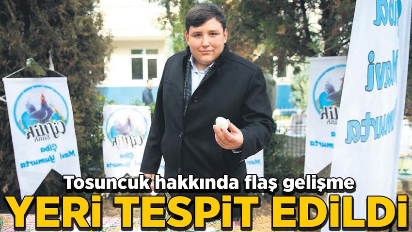 Tosuncuk Mehmet Aydın'ın nerede olduğu ortaya çıktı