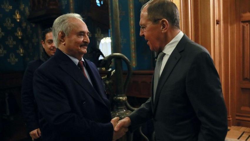 Rusya: Hafter ateşkese olumlu ama düşünmek için 2 gün daha istedi