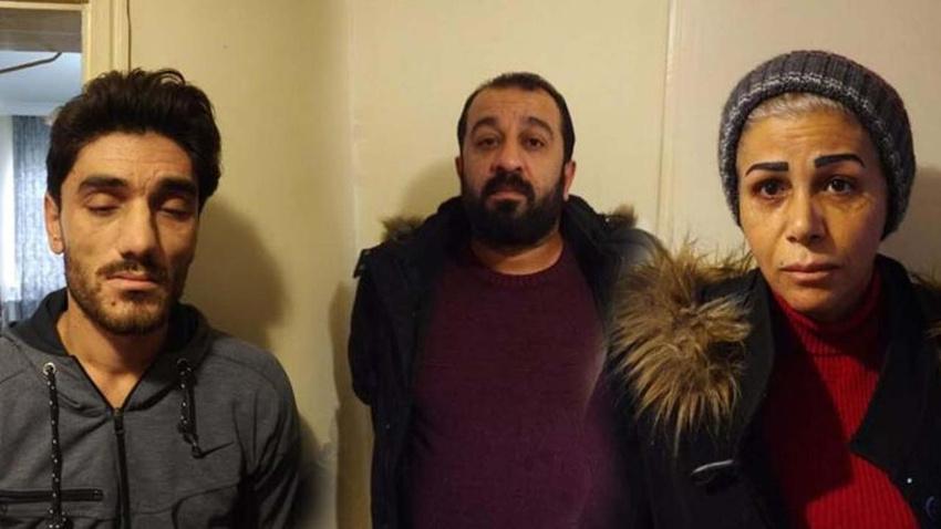 Sahte altın ve sikke ile dolandırıcılık yapacaklardı! 3 Suriyeli yakalandı