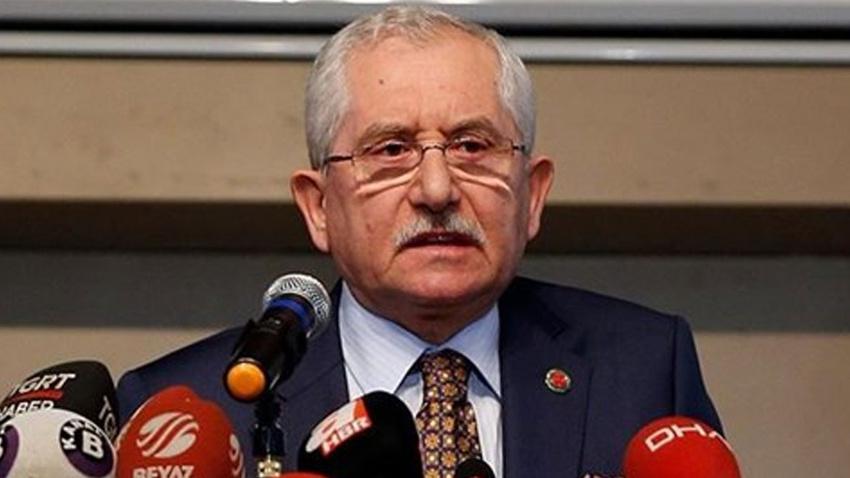 YSK Başkanı Sadi Güven ve 5 üyenin yerine seçim yapılacak