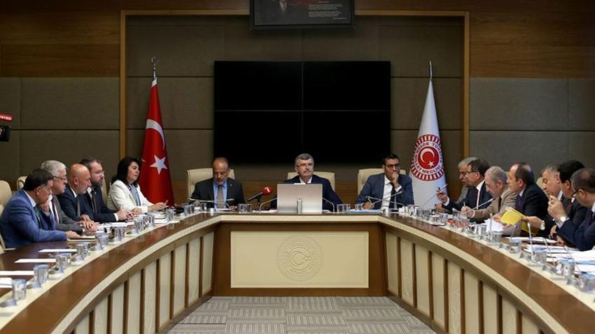 İmar Kanunu'nda değişiklik teklifi komisyonda