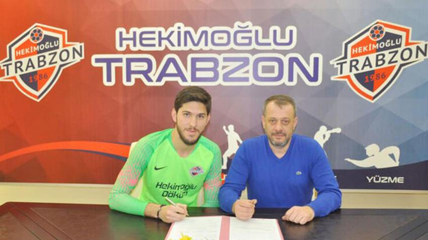 Galatasaray, kaleci Batuhan'ı Hekimoğlu Trabzon'a kiraladı