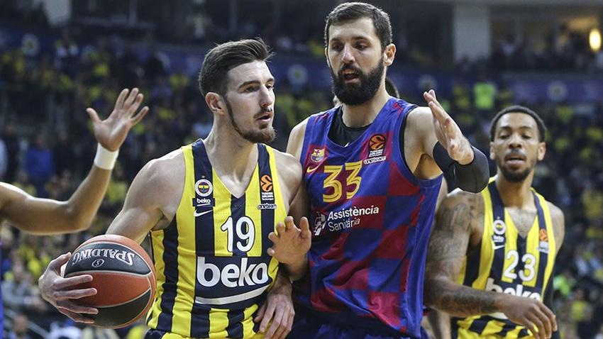 FenerbahçeBeko Barça'ya karşı sonunu getiremedi!