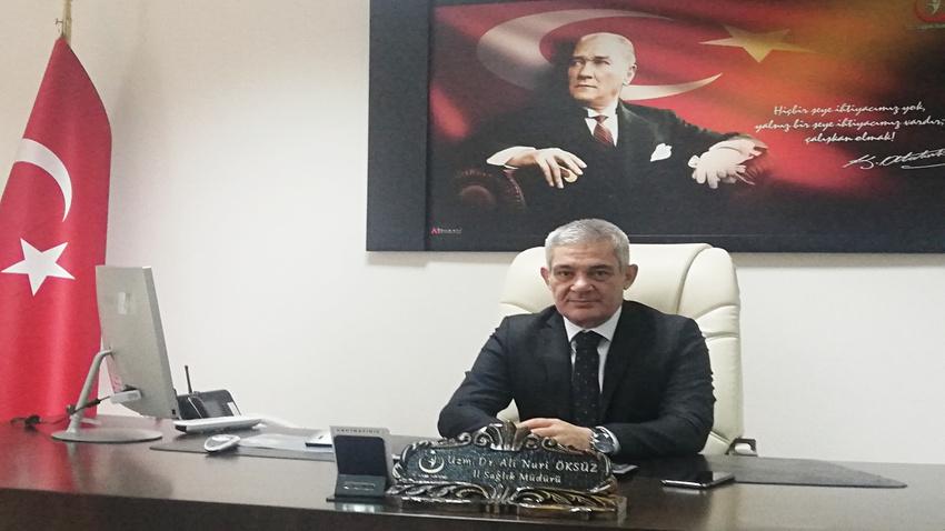 Kahramanmaraş'ta Sağlık Müdürlüğü Muayene Rekoru Kırdı