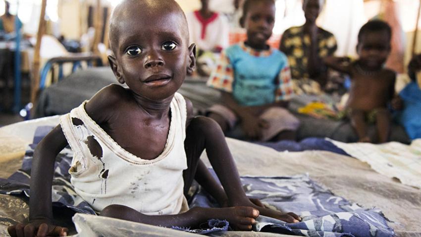 BM'den acil koduyla çağrı: 45 milyon kişi açlıktan ölecek!