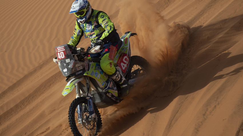 Dakar Rallisi'nde kaza yapan pilot Straver yaşamını yitirdi
