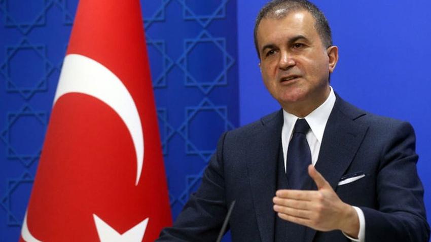 AK Parti'den Mustafa Akıncı'nın sözlerine sert tepki